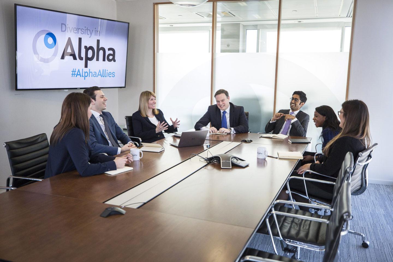 Alpha FMC Directors Team